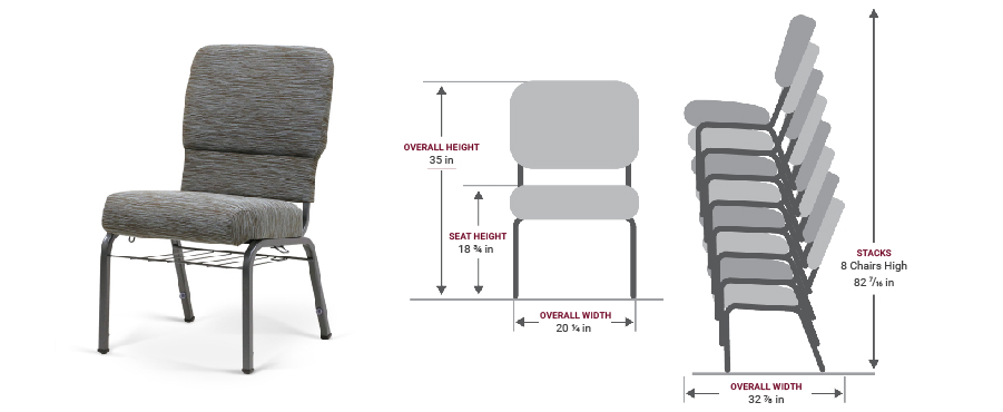 Chair Dimentions