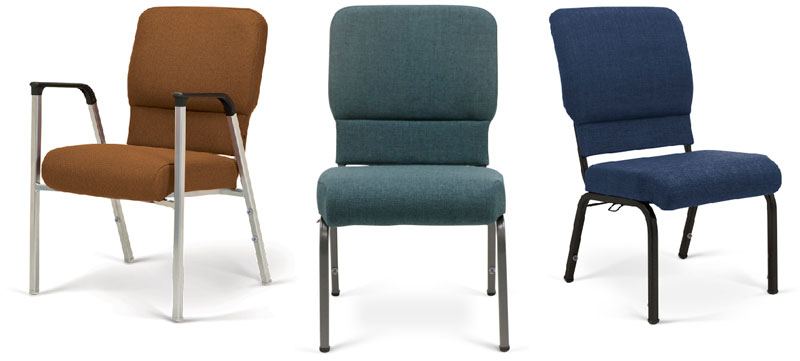 5 things Church Chairs