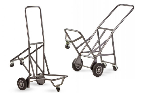 Heavy-Duty 5-Wheel Chair Dolly